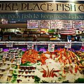 Pike Place Market Fish