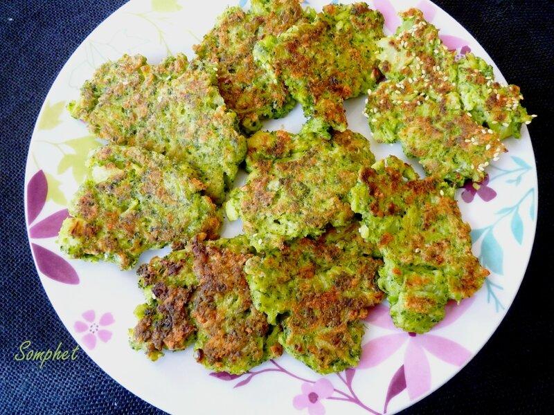 Galettes aux legumes (3)