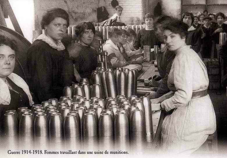 Usine de munitions