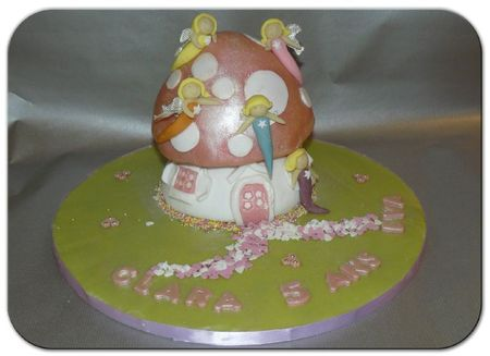 fairy cake