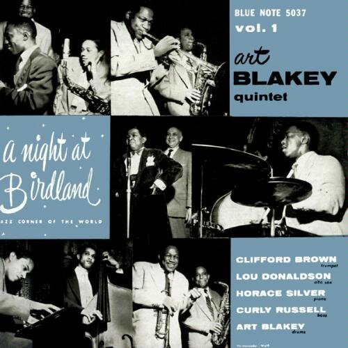 Art Blackey Birdland 54