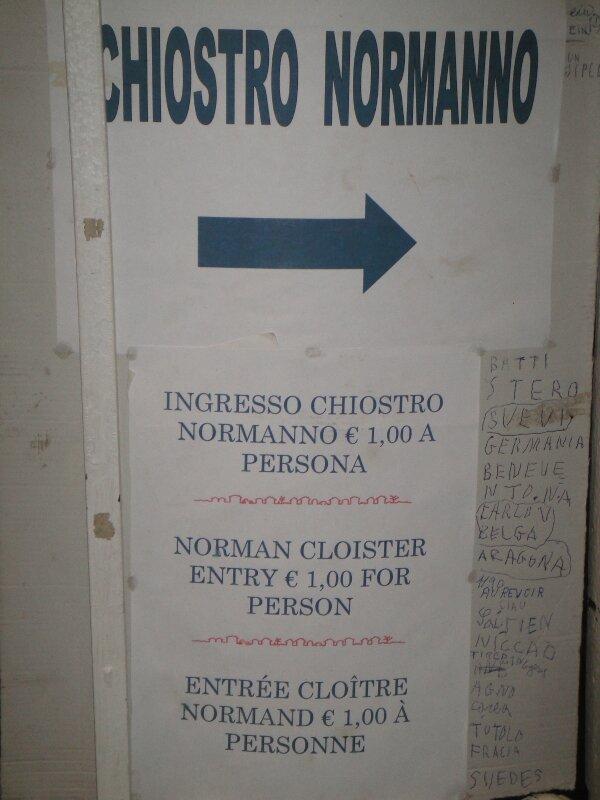 Lipari - Cloitre normand