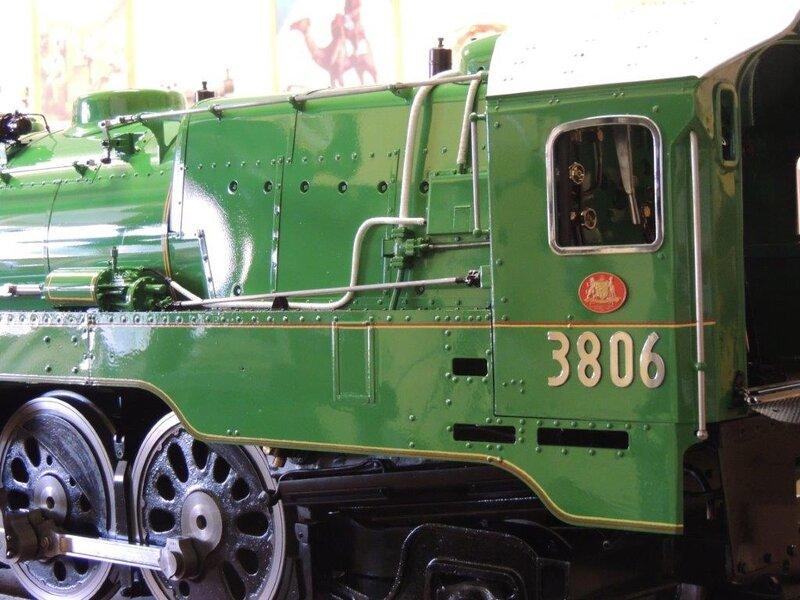 4039 Grande Révision classe 38 NSW B-P