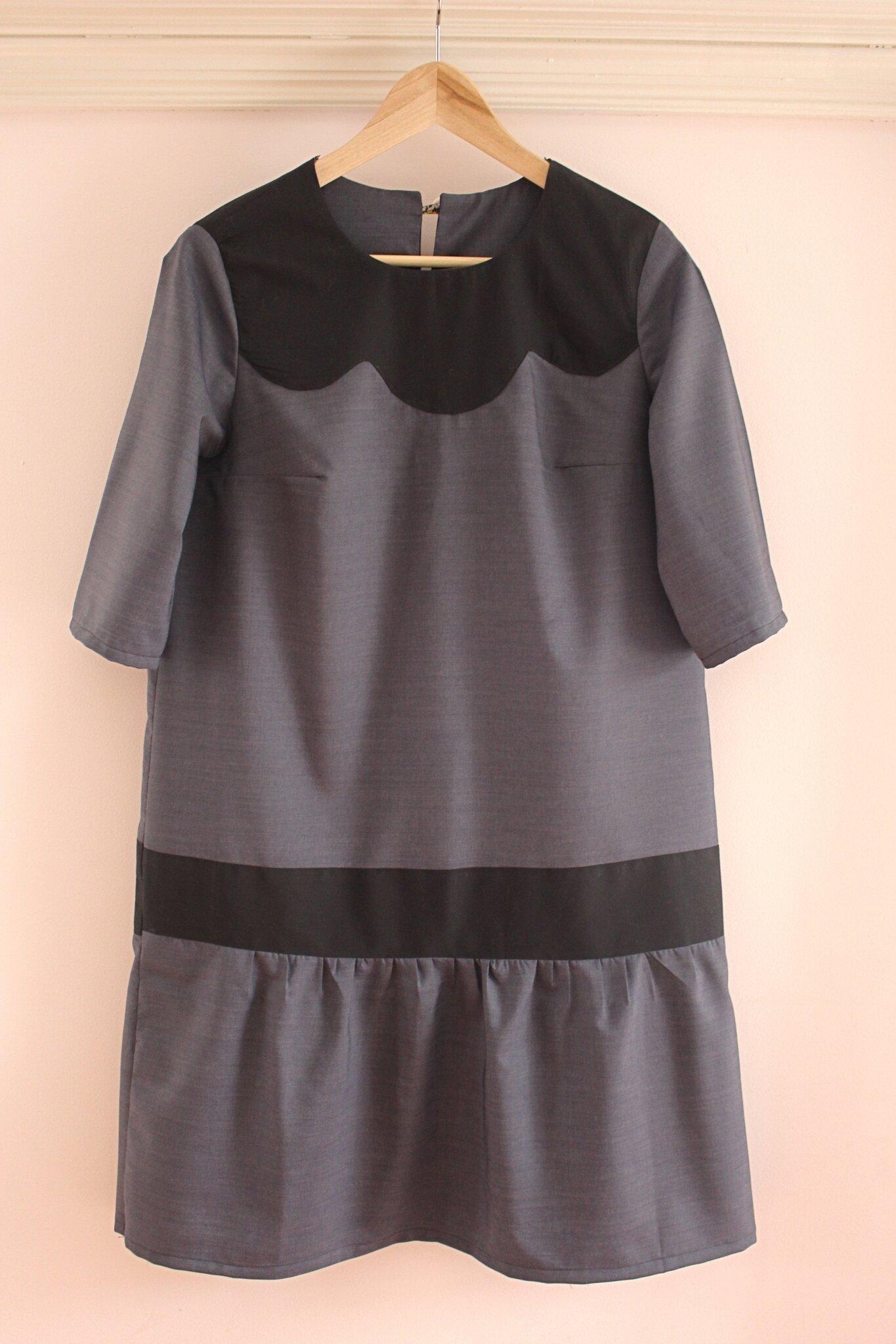 Robe Viviane/République du Chiffon