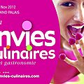 2012 ENVIES CULINAIRES Lille