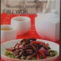 Nouvelles recettes au wok