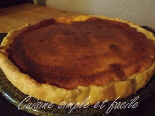 tarte fromage pomme 04