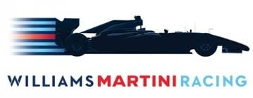 F1 USA 2017 WILLIAMS MARTINI