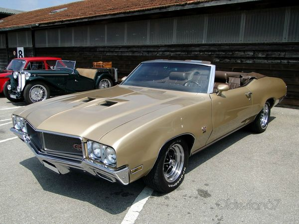 buick gs455 convertible 1970 a