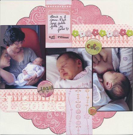 21 A la maternité