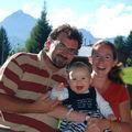 vacances en montagne août 2008