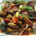 Moules terre-mer
