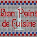 Bon Point Cuisine Rouge