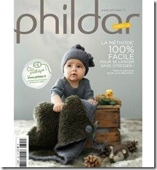 CATALOGUE LAYETTE PHILDAR CREATIONS 064