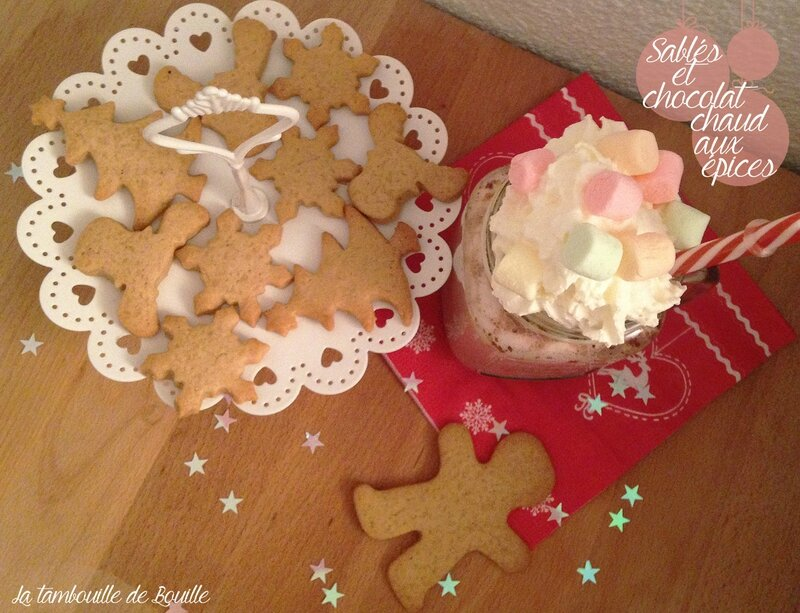 sable-noel-speculoos-chocolat-chaud-chamallow
