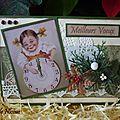 Carte 2 Horloge Les 12 coups de minuit