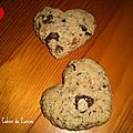 Sweet love cookies...