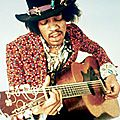 Jimi hendrix (1942-1970) - the star-spangled banner (1969)