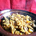 Curry aux fruits