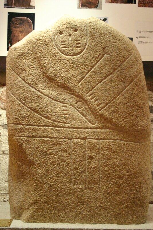 Statue-Menhir de la Bessiere