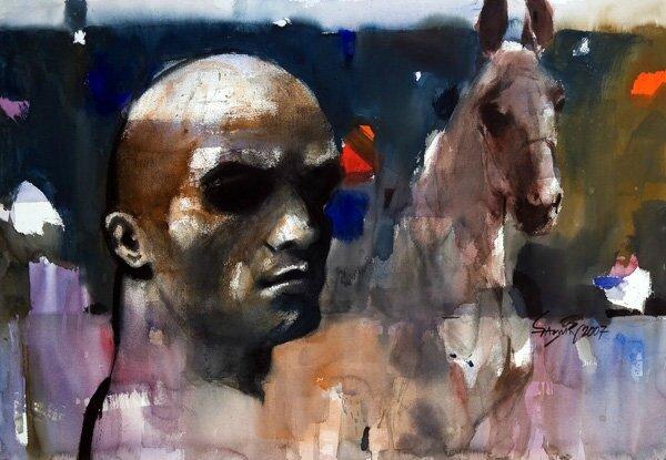 Samir Mondal _ art _ India (12)