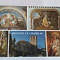 Rennes le chateau église Ste Marie Madeleine