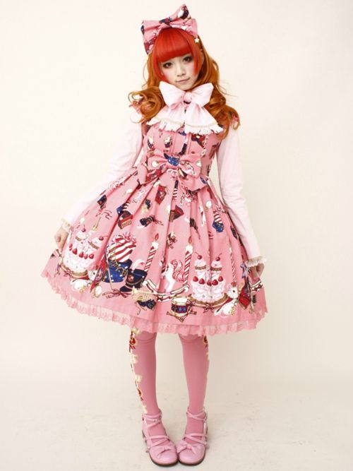 La Mode Japonaise Les Lolitas Dream 39 S Hayu Kawai: pretty girl fashion style tumblr