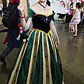 Cosplay Anna de Frozen par Vanta