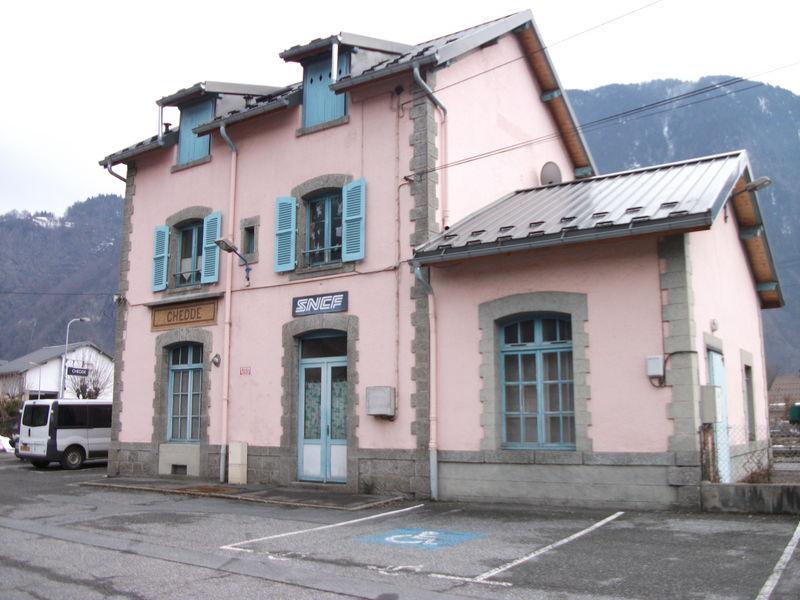 Chedde (Haute-Savoie)