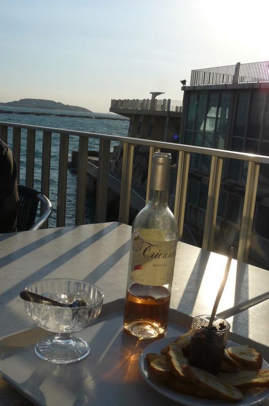 quelle classe ce rosé de Provence sur la Mediterranée