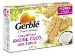 croustillant avoine coco GERBLE