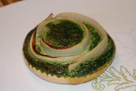 Tartelette aux blettes 2