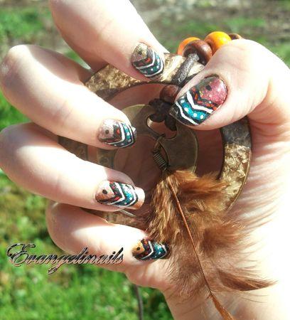 nail art afrique