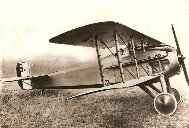 CPM Avion Spad VII