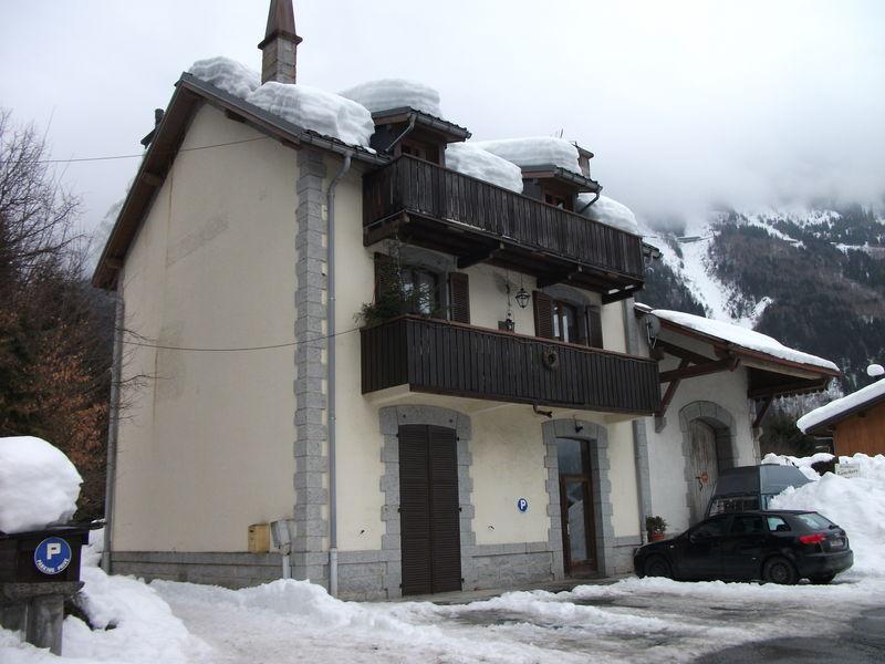 Les Praz de Chamonix (Haute-Savoie)