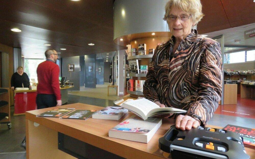 La bibliothèque investit pour ses lecteurs malvoyants et malentendants