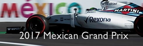 f1 mexico 2017 affiche williams