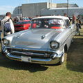 Chevrolet bel air convertible 1957