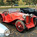 MG TA roadster (Retrorencard novembre 2011) 01
