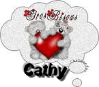 gros bisous Cathy