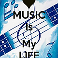 Music is my life... [25]