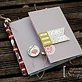 Scrapdeco kit de novembre #2 : le mini album