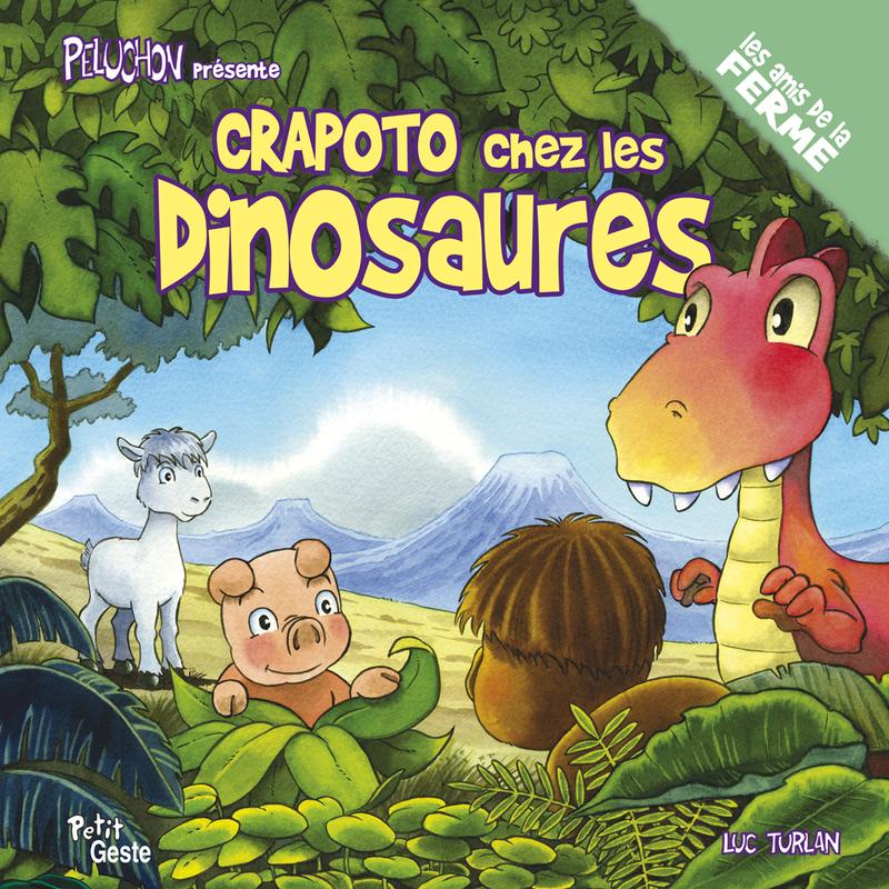 crapoto chez les dinosaures