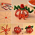 Projet halloween - idées créatives