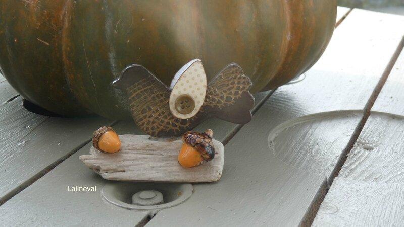 oiseau sur socle en bois 3