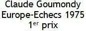 #5 Goumondy, C EE 1975 1er prix EnTete