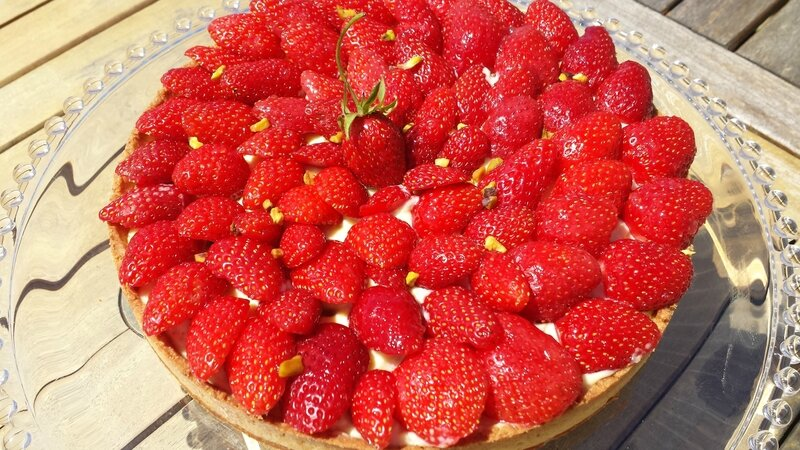 tarte aux fraises (10)