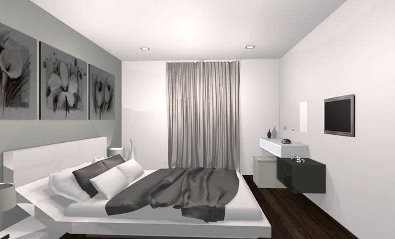 Chambre design suite parentale for Chambre design suite parentale