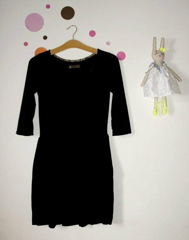 petite robe noire seule 1