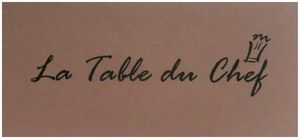 La Table du Chef (9)